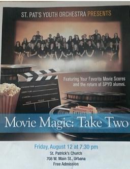 Movie night take two