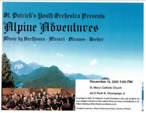 Nov concert