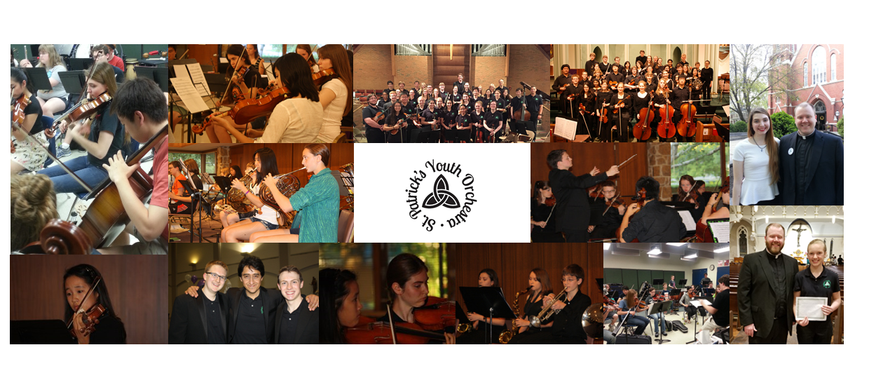 St. Patrick's Youth Orchestra